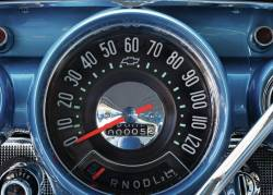 1957 Chevy Speedometer Face Lens - Image 2