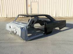 Bodies - Chevy II/Nova - 1966-67 Chevy II Race Car Body