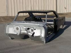 1966-67 Chevy II Race Car Body - Image 5