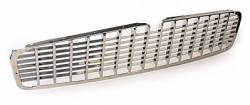 1955-57 Chevy - Exterior Chrome - 1955 Chevy Chrome Grille