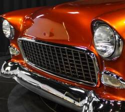 1955 Chevy Chrome Grille - Image 2