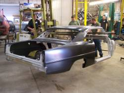 1966-67 Chevy II Race Car Body - Image 6