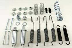 1958-72 Chevy - Brakes - 1955-58 Chevy Rear Brake Hardware & Spring Kit