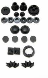 1955-57 Chevy - Firewall - 1956 Chevy Firewall Forward Grommet Set