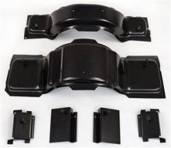 Chevy II Nova - Floor - 1968-74 Chevy II Nova Bucket Seat Mounting Brackets Set