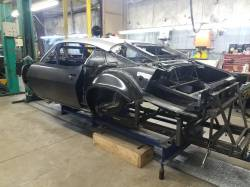 1970-73 Camaro Coupe Body With Standard Transmission & Heater Delete Firewall - Image 5