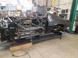 1970-73 Camaro Coupe Body With Standard Transmission & Heater Delete Firewall - Image 3