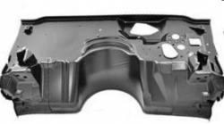 Camaro & Firebird    - Cowl/Firewall - 1970-73 Camaro Heater Delete Firewall