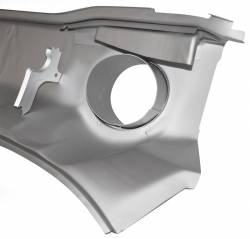 1966-67 Chevy II Lower Cowl Panel - Image 4