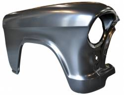 Chevy & GMC Truck - Front Fender   - 1957 Chevy Truck Right Front Fender