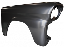 Chevy & GMC Truck - Front Fender   - 1958-59 Chevy Truck Right Front Fender