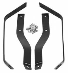 Chevy & GMC Truck - Bumper - 1955-59 Chevy & GMC Truck Rear Bumper Brackets 4-Piece Set
