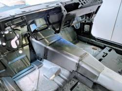1967-69 Camaro & Firebird Enlarged Transmission Tunnel Upgrade - Image 2