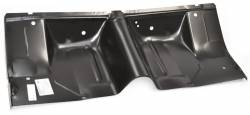 Camaro & Firebird    - Floor - 1967-69 Camaro & Firebird Full Rear Seat Floor Pan