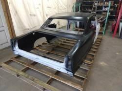 1966-67 Chevy II Race Car Body - Image 4