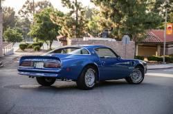 Bodies - 1970-81 Camaro & Firebird - 1975-78 Firebird Coupe Body Shell With Automatic & Stock Heater Firewall
