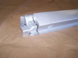 GM - 1956 Chevy Left Factory Correct Rocker Panel With Fender Bracket - Image 2
